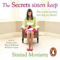 Secrets Sisters Keep - Sin ad Moriarty - audiobook
