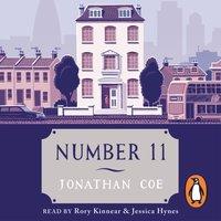 Number 11 - Jonathan Coe - audiobook