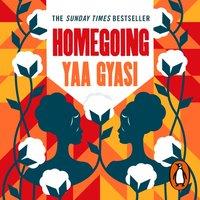 Homegoing - Yaa Gyasi - audiobook