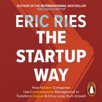 Startup Way - Eric Ries - audiobook