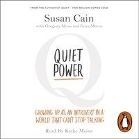 Quiet Power - Susan Cain - audiobook