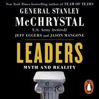 Leaders - Stanley McChrystal - audiobook