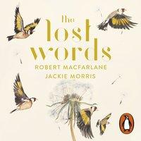 Lost Words - Jackie Morris - audiobook