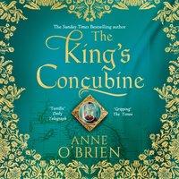 King's Concubine - Anne O'Brien - audiobook