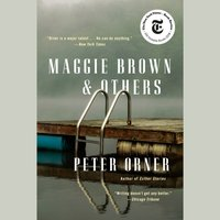 Maggie Brown & Others - Peter Orner - audiobook