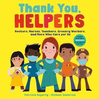 Thank You, Helpers! - Patricia Hegarty - audiobook