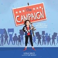 Campaign - Leila Sales - audiobook