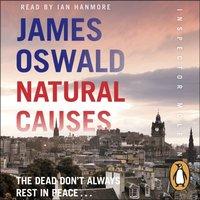 Natural Causes - James Oswald - audiobook