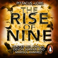 Rise of Nine - Pittacus Lore - audiobook