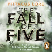 Fall of Five - Pittacus Lore - audiobook