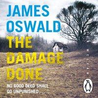Damage Done - James Oswald - audiobook