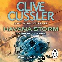 Havana Storm - Clive Cussler - audiobook