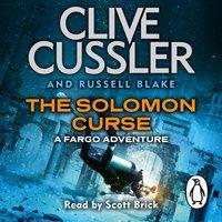Solomon Curse - Clive Cussler - audiobook