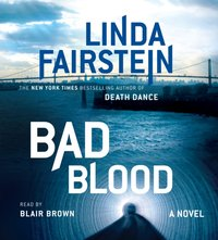 Bad Blood - Linda Fairstein - audiobook