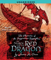 Search for the Red Dragon - James A. Owen - audiobook