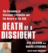 Death of a Dissident - Alex Goldfarb - audiobook