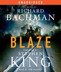 Blaze - Stephen King - audiobook