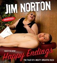 Happy Endings - Jim Norton - audiobook
