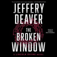 Broken Window - Jeffery Deaver - audiobook
