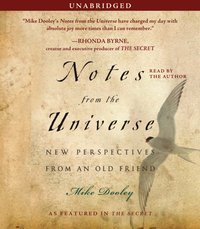 Notes from the Universe - Mike Dooley - audiobook