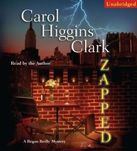 Zapped - Carol Higgins Clark - audiobook