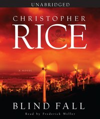 Blind Fall - Christopher Rice - audiobook
