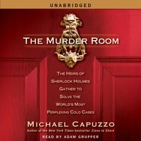 Murder Room - Michael Capuzzo - audiobook