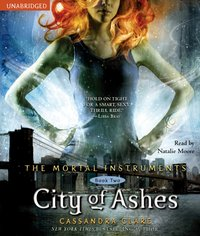 City of Ashes - Cassandra Clare - audiobook
