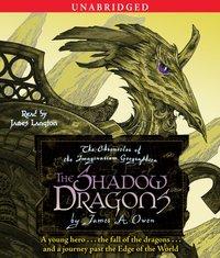 Shadow Dragons - James A. Owen - audiobook