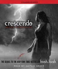Crescendo - Becca Fitzpatrick - audiobook
