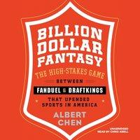 Billion Dollar Fantasy - Albert Chen - audiobook