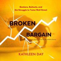 Broken Bargain - Kathleen Day - audiobook