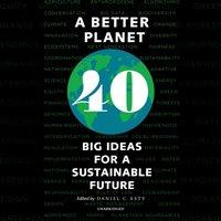 Better Planet - Daniel C. Esty - audiobook