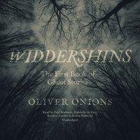 Widdershins - Oliver Onions - audiobook