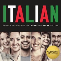 Italian - Made for Success - audiobook