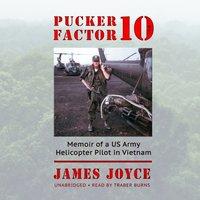 Pucker Factor 10 - James Joyce - audiobook