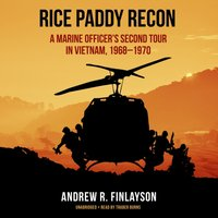 Rice Paddy Recon - Andrew R. Finlayson - audiobook