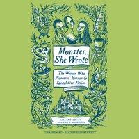 Monster, She Wrote - Lisa Kroger - audiobook