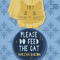 Please Do Feed the Cat - Marian Babson - audiobook