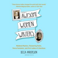 Book of Awesome Women Writers - Becca Anderson - audiobook