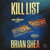 Kill List - Brian Shea - audiobook