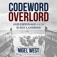 Codeword Overlord - Nigel West - audiobook