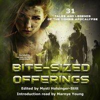 Bite-Sized Offerings - Mysti Holsinger-Stitt - audiobook