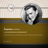 Suspense, Vol. 6 - Black Eye Entertainment - audiobook