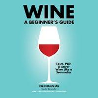 Wine - Kenneth Fredrickson - audiobook