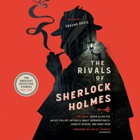 Rivals of Sherlock Holmes - Graeme Davis - audiobook