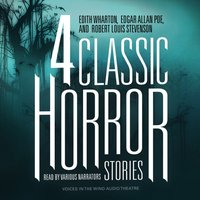Four Classic Horror Stories - Edith Wharton - audiobook
