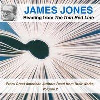 James Jones Reading from The Thin Red Line - James Jones - audiobook