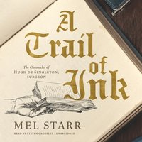 Trail of Ink - Mel Starr - audiobook