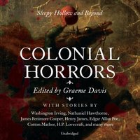Colonial Horrors - Graeme Davis - audiobook